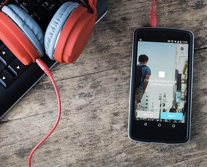 New Music Mobile App