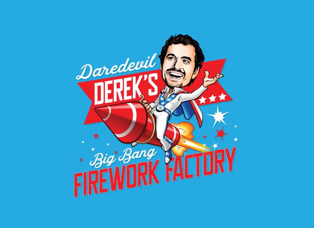 Daredevil Derek Logo
