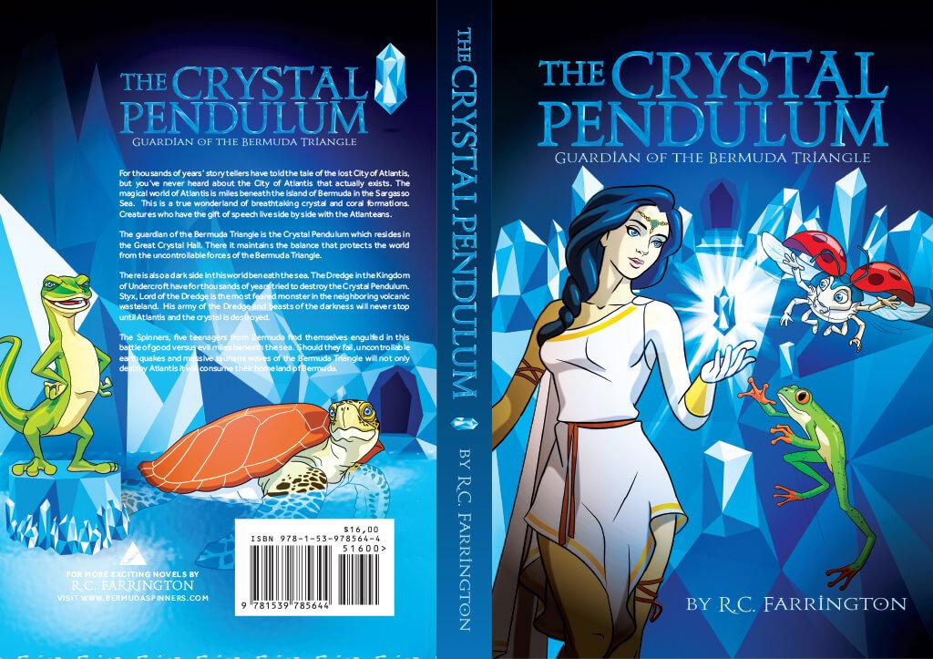The Crystal Pendulum Hero Book Cover