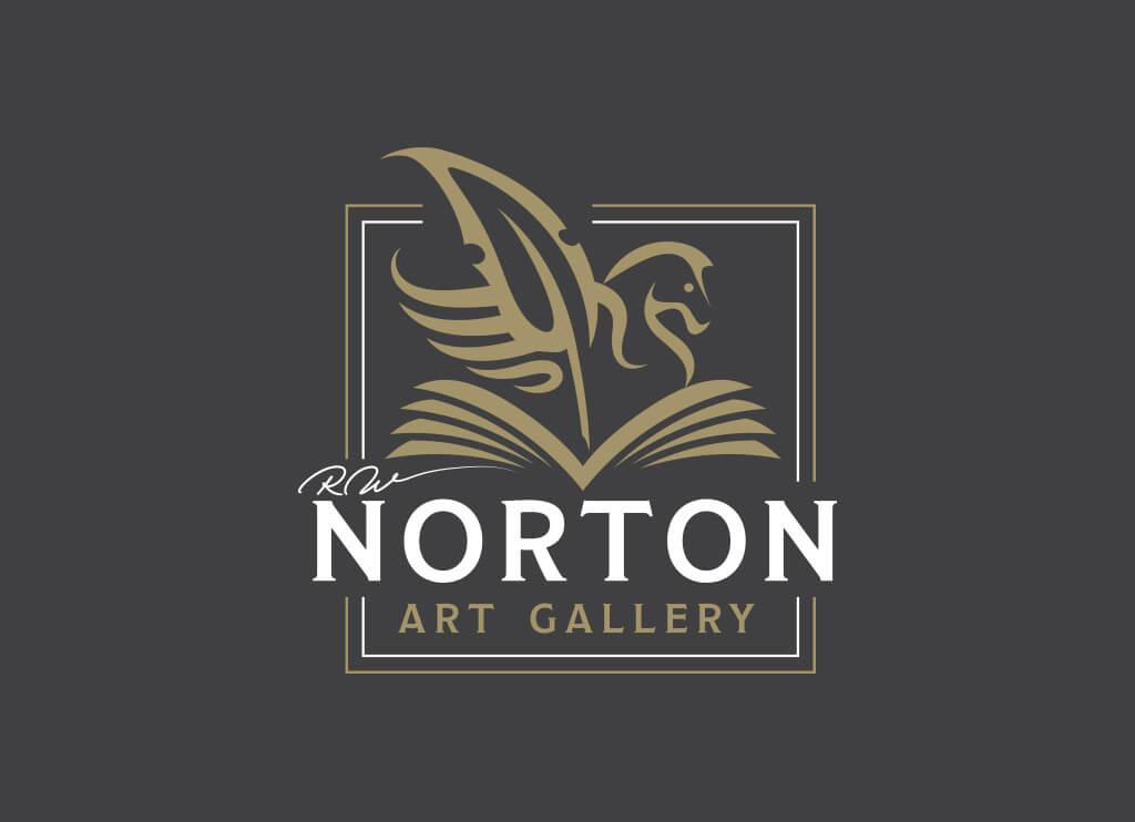 R.W. Norton Art Gallery Logo