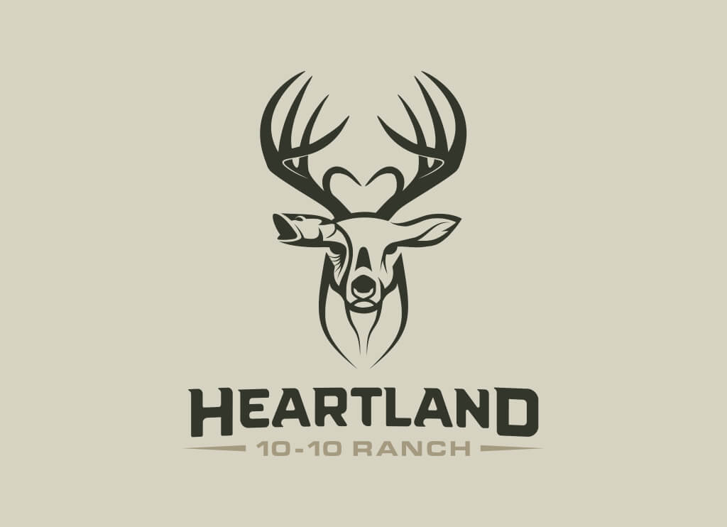 Heartland 10-10 Ranch Logo